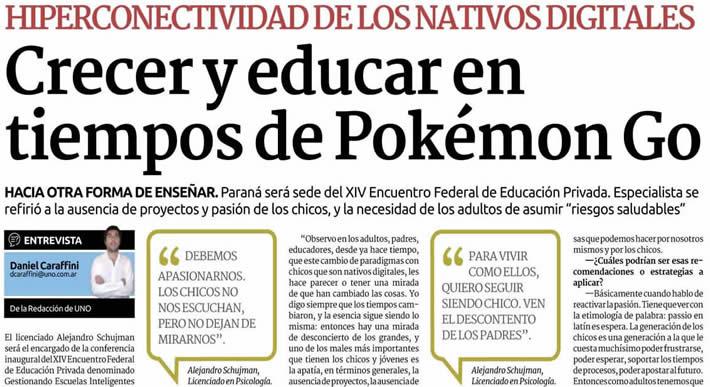 coordiep 2016_Diario Uno de Entre Rios