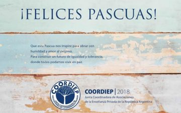 coordiep 2018_Felices Pascuas_destacada