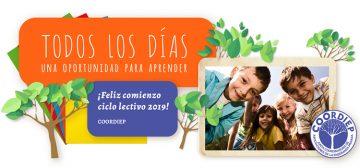 coordiep 2019_inicio ciclo lectivo