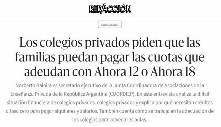coordip 2020_Norberto Baloira entrevistado por Redaccion_destacada 4