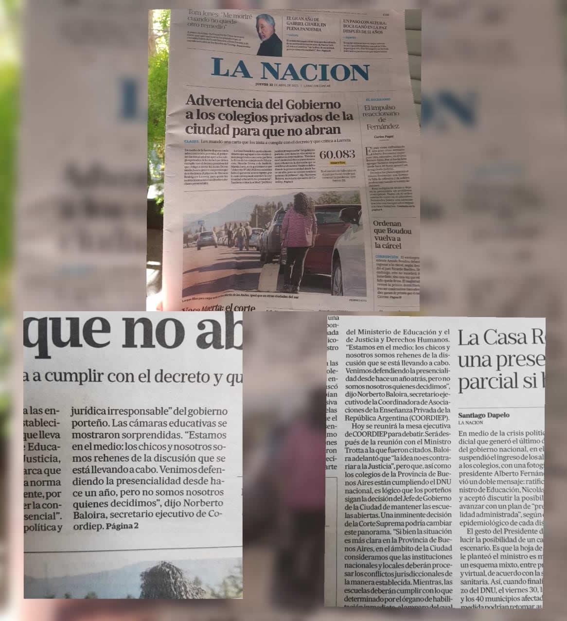 1_entrevista de diario La Nación a Baloira