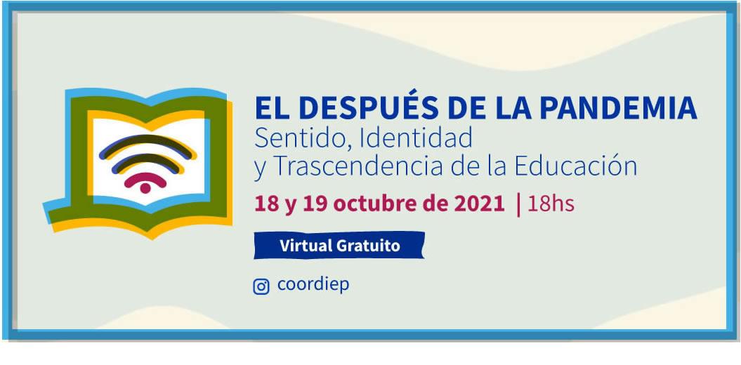 COORDIEP 2021 - Presentacion del XIX Encuentro Federal