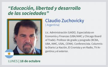 COORDIEP 2021 - XIX Encuentro Federal - Claudio Zuchovicky